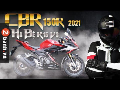 CBR 150R 2021 có mặt tại Việt Nam, R15 & GSX 150 hoang mang I 2banh Review