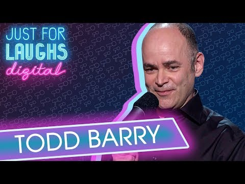 Todd Barry - Just for Laughs Festival 2014