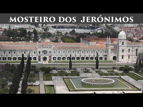LISBOA: Jerónimos Monastery - Belém (Portugal) HD