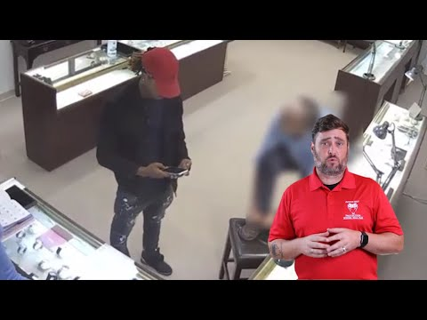 Watch Store In Houston Robbed