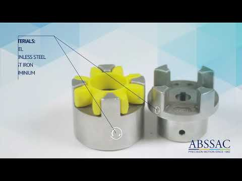 ABSSAC 2020 Jaw Coupling