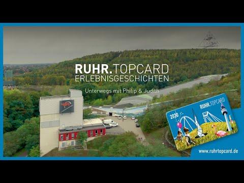 Judith & Philipp unterwegs mit der RUHR.TOPCARD 2020