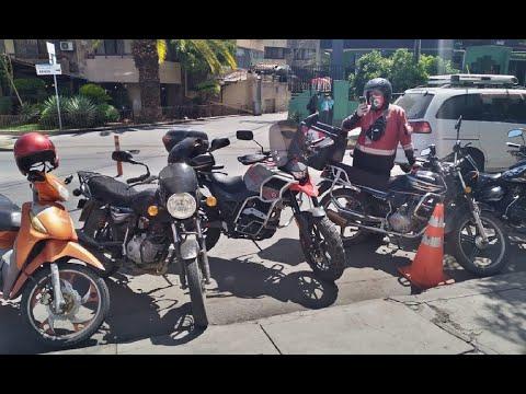 Propietarios de motos en busca del SOAT