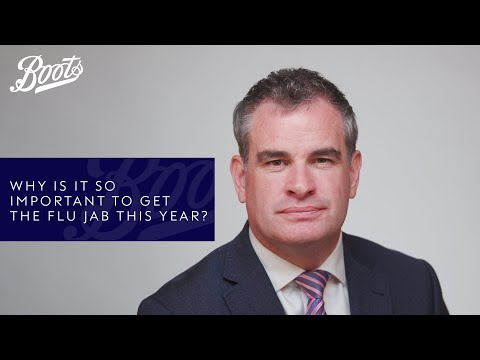 boots.com & Boots Promo Code video: Coronavirus advice | Why is it so important to get the flu jab this year? | Boots UK