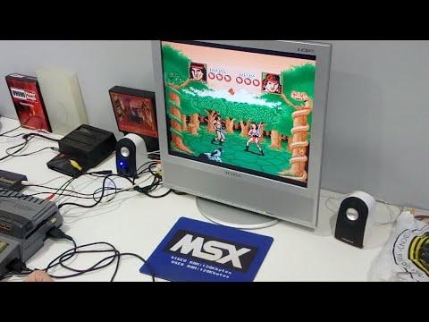 Encuentro local de MSX en Badalona