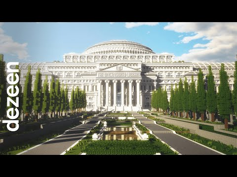 Blockworks has built a virtual library in Minecraft to fight censorship