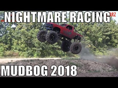 NIGHTMARE RACING MUD BOG 2018