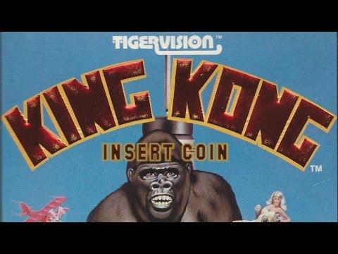 King Kong (1982) - Atari 2600 - Clon de Donkey Kong