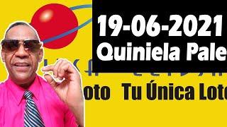 Resultados y Comentarios Quiniela Pale de Leidsa 19-06-2021 (CON JOSEPH TAVAREZ)