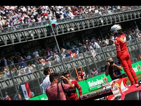 2017 Mexico Grand Prix: Qualifying Highlights