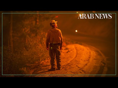 In Oregon, some farmers blame wildfires on poor 'forest management'