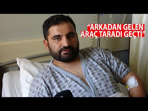 Terör Saldırısında Yaralanan Taner Temizel O Anları İHA'ya Anlattı