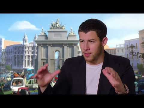 Ferdinand: Nick Jonas Songwriter Behind the Scenes Official Movie Interview
