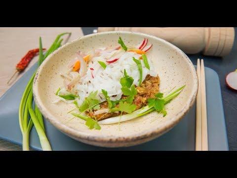 Рисовая лапша с кешью   Кто готовит — тот не моет