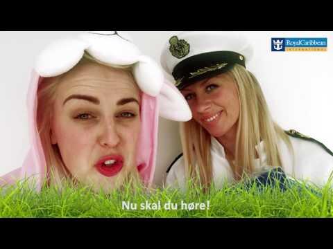 Royal Caribbean Danmarks påskequiz 2017
