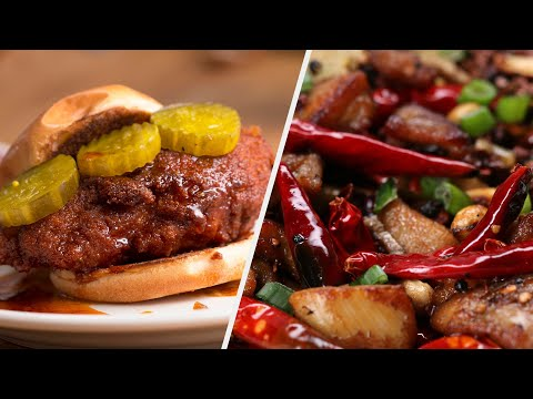 Mouth-Watering Spicy Snacks ? Tasty Recipes