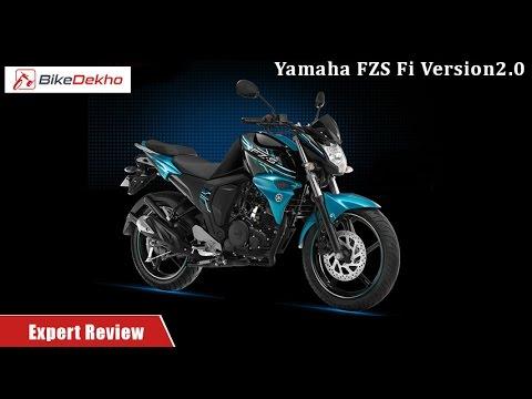 Yamaha FZS Fi Version2.0   Expert Review   BikeDekho.com