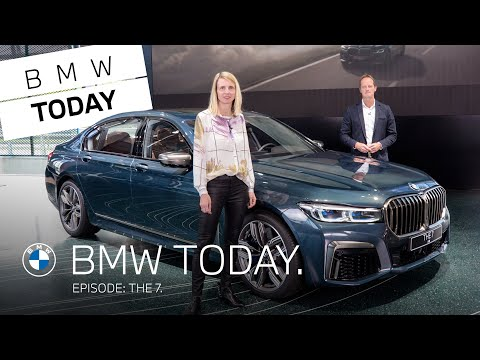 BMW TODAY - Episode 10: THE 7.