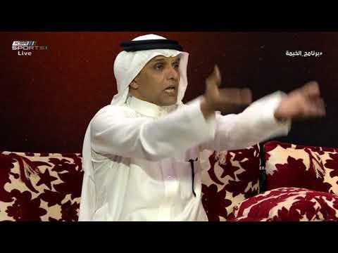 حمد الدبيخي - بيتزي لم يشكل شخصية فريق ولم يستفد المنتخب ولا الأهلي #برنامج_الخيمة