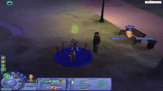 Давайте Играть в The Sims 2 - Часть 4 - Ведьма в Парке!