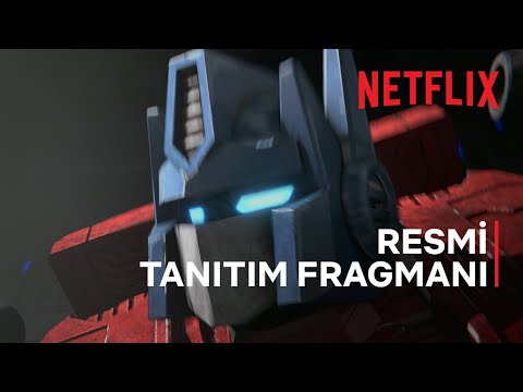Transformers: War for Cybertron Trilogy - Dünya'nın Doğuşu   Tanıtım Fragmanı   Netflix