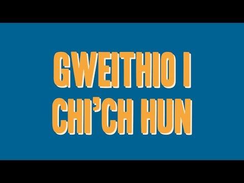 Gweithio i Chi'ch Hun