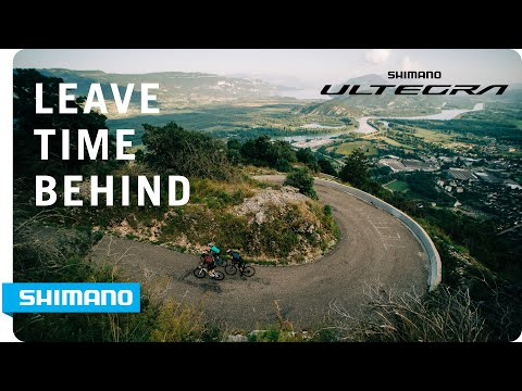 The new ULTEGRA - Leave time behind | SHIMANO
