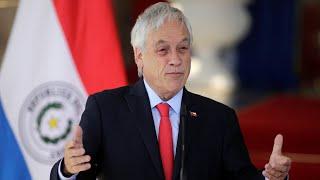 Piñera anuncia una nueva reforma al sistema de pensiones de Chile