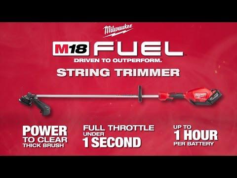 Milwaukee® M18 FUEL™ String Trimmer