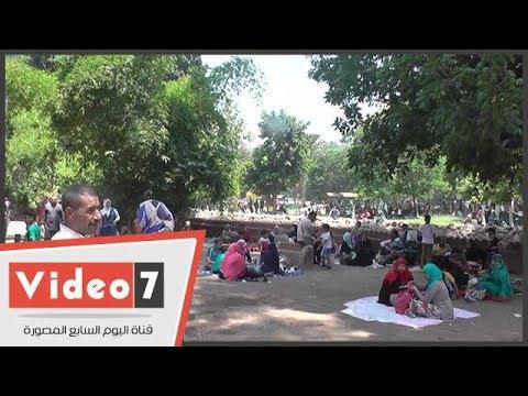 مدير حديقة الحيوان :  استقبلنا 23 ألف زائر فى اليوم الثالث لعيد الفطر