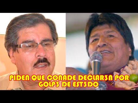 ANDRONICO RODRIGUEZ PIDE QUE EL MIEMBROS DEL CONADE D3CLARE POR EL CASO DEL GOLP3 DE EST4DO...