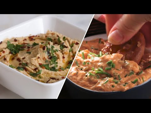 Hearty Dips You'll Want To Eat As Your Main Course
