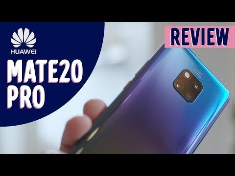 Anmeldelse: Huawei Mate 20 Pro – den bedste smartphone netop nu?!