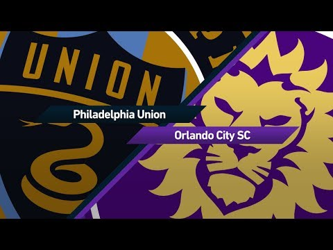 Highlights: Philadelphia Union vs. Orlando City SC | October 22, 2017
