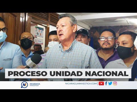 Vicepresidente de CxL, Óscar Sobalvarro, brinda conferencia de presa