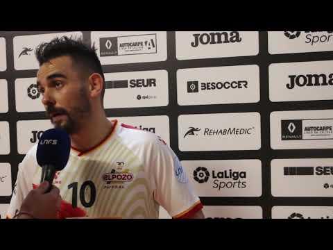 Supercopa de España: Álex (ElPozo Murcia)