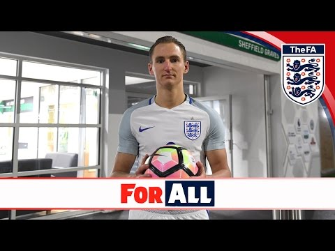 James Blackwell: Road to England   The FA For All