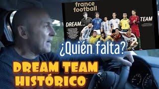 ONCE HISTÓRICO DE FRANCE FOOTBALL. PELÉ, MARADONA, MESSI, CRISTIANO...¿QUIÉN FALTA #MundoMaldini
