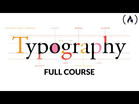 Typography for Designers - Full Course from Treehouse