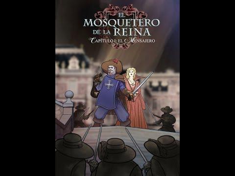 BITeLog 00D5.4: El Mosquetero de la Reina, capítulo I: El Mensajero (ZX SPECTRUM)