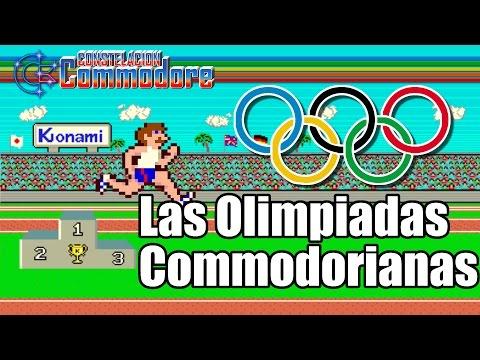 Juegos Olimpicos Commodorianos | Especial