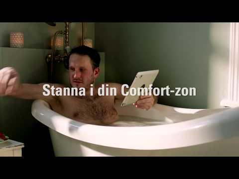 Comfort Kampanj: Stanna i din Comfort-zon - Handla online, 15s