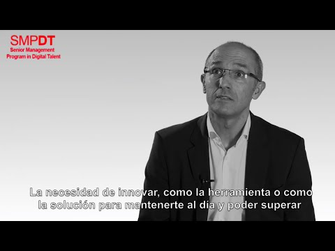 Protagonistas SMPDT: Isaac Hernández, profesor del Senior Management Program in Digital Talent
