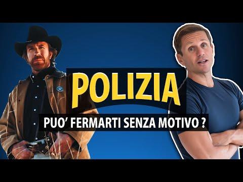 LA POLIZIA PUÒ FERMARTI senza motivo? | avv. Angelo Greco