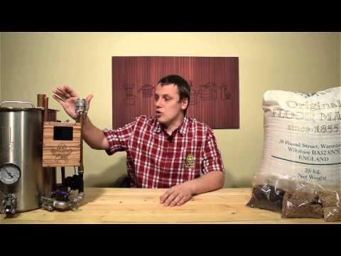 Выбор оборудования для пивоварения photo