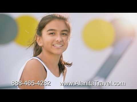 Alanita Travel Swimming AD
