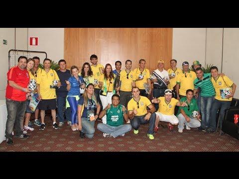 Imagem post: Liberty na Copa – Jogo Brasil x Chile – Belo Horizonte (Estádio Mineirão)