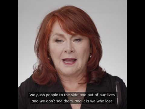 Bell Let's Talk 2017: Mary Walsh Testimonial (with subtitles)