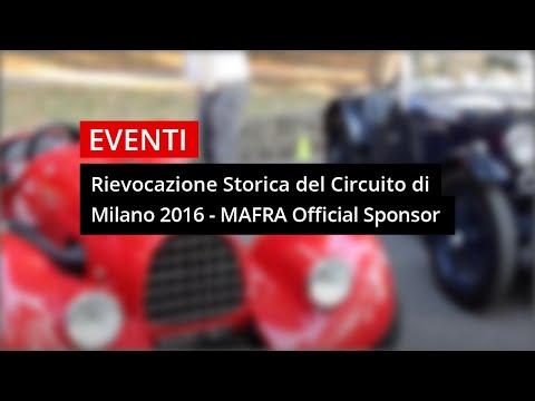 Rievocazione Storica del Circuito di Milano con MA-FRA