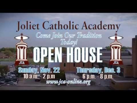 2015 JCA Admissions Open House Commercial